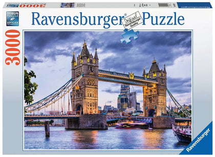 Ravensburger: 3,000 Piece Puzzle - Looking Good, London!