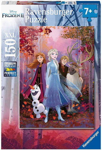 Ravensburger: Disney 150-Piece Puzzle - Frozen 2: A Fantastic Adventure