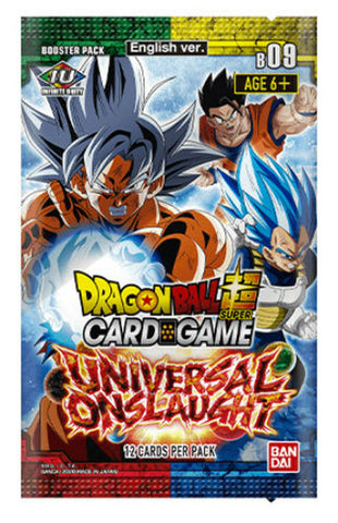 Dragon Ball Super Card Game Series 9 - Single Booster