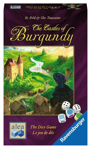 Ravensburger: Castles of Burgundy – The Dice Game