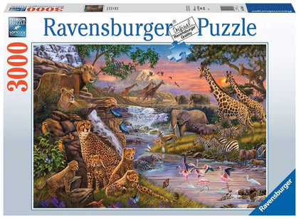 Ravensburger: 3,000 Piece Puzzle - Animal Kingdom