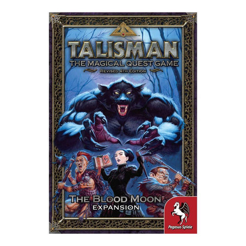 Talisman: 4th Edition - The Blood Moon Expansion