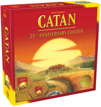 Catan: 25th Anniversary Edition