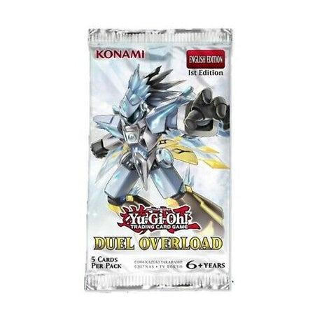Yu-Gi-Oh! Duel Overload Single Booster