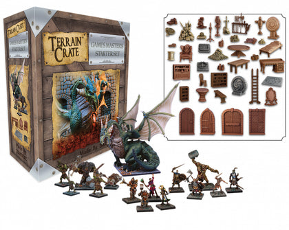 TerrainCrate: GM's Dungeon Starter Set 2nd Edition