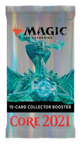 Magic the Gathering: Core Set 2021 Collector Booster