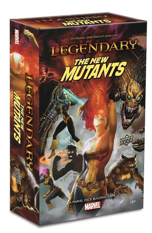 Legendary: Deck Building Game - New Mutants Expansion