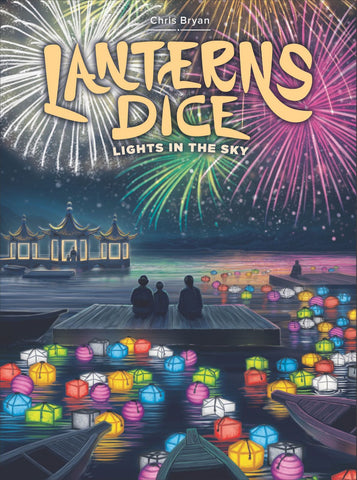 Lanterns Dice: Lights in the Sky - Dice Game