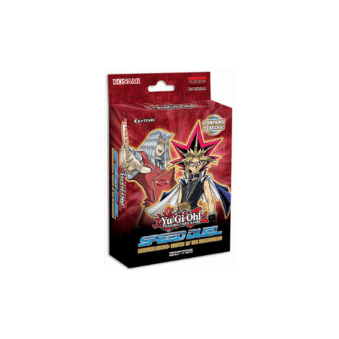Yu-Gi-Oh! Speed Duel Starter Deck: Match of the Millennium