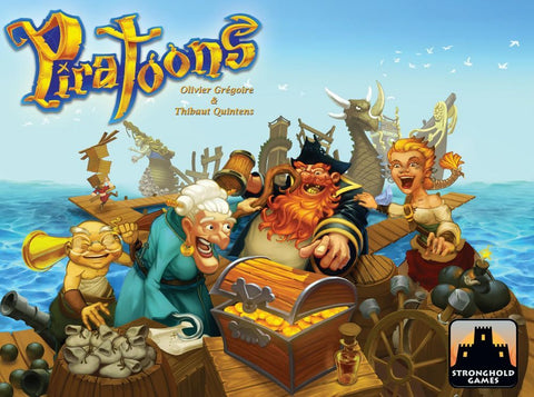 Piratoons - Board Game