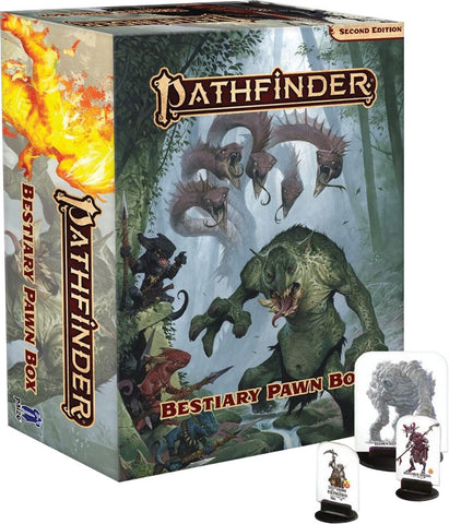 Pathfinder RPG: Pawns - Bestiary Box (P2)