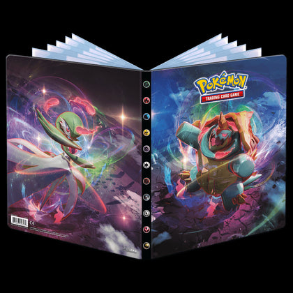Ultra Pro: Pokemon 9 Pocket Portfolio: Sword and Shield 3.5