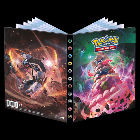 Ultra Pro: Pokemon 4 Pocket Portfolio: Sword and Shield 3.5