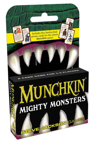 Munchkin: Mighty Monsters - Expansion