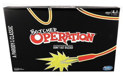 Botched Operation - Board Game