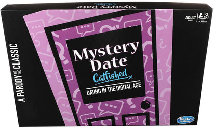 Mystery Date: Catfished - Board Game
