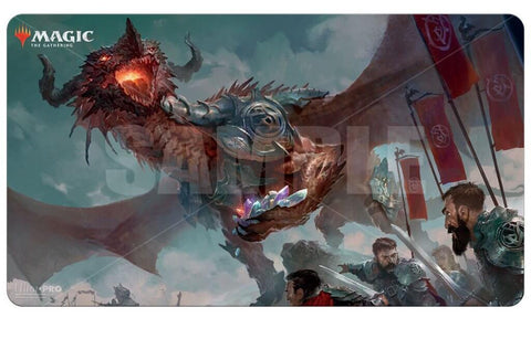 Ultra Pro: Magic The Gathering Playmat - Traitorous Greed