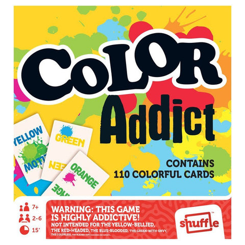 Color Addict - Card Game