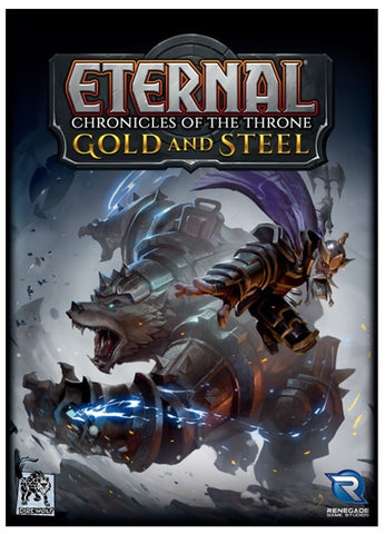 Eternal: Chronicles of the Throne - Gold and Steel Expansion