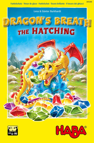 Dragons Breath: The Hatching - Board Game