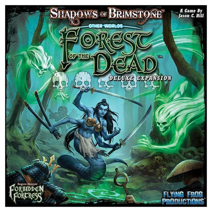 Shadows of Brimstone: Otherworld - Forest of the Dead