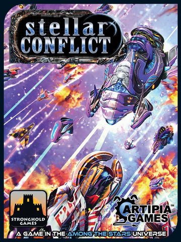 Stellar Conflict - Board Game