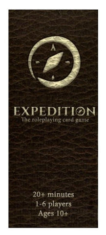 Expedition: Deluxe Edition - Card Game