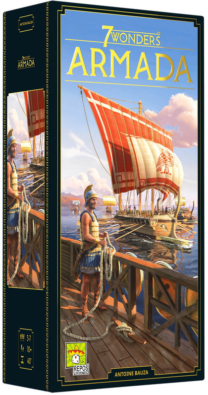 7 Wonders: 2nd Edition - Armada Expansion