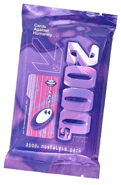 Cards Against Humanity - 2000 Nostalgia Pack