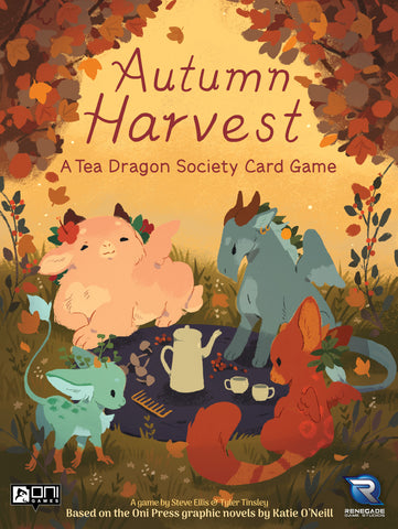 Autumn Harvest - A Tea Dragon Society Game