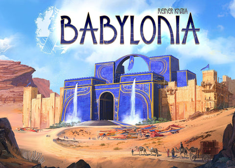 Babylonia - Board Game