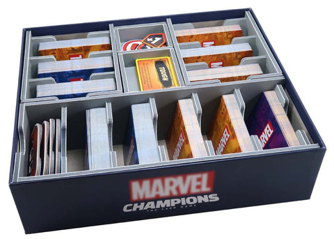 Folded Space: Game Inserts - Marvel Champions