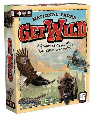 National Parks: Get Wild - Board Game