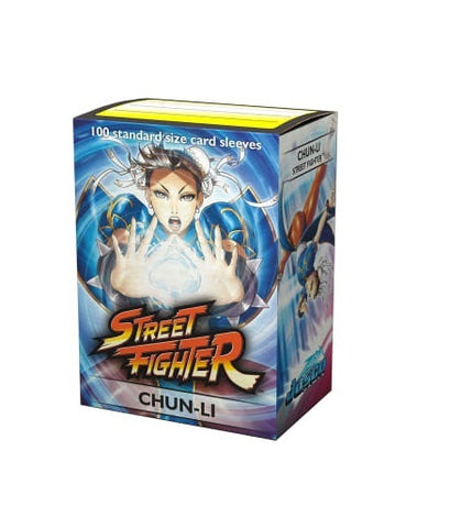 Dragon Shield: Street Fighter - Chun-Li Art Sleeves