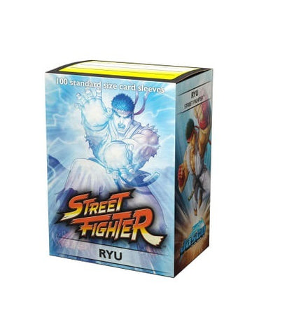 Dragon Shield: Street Fighter - Ryu Art Sleeves