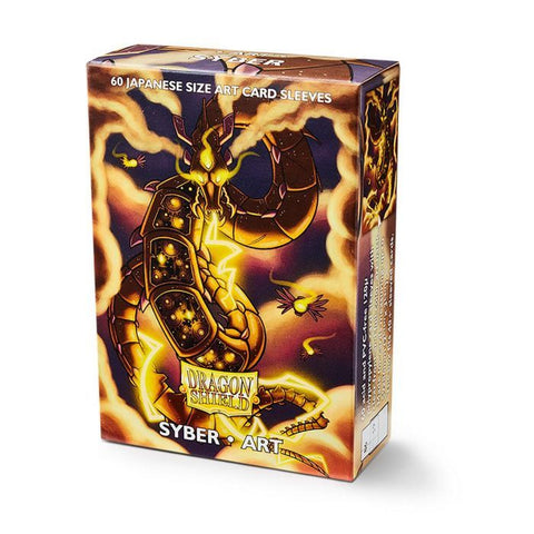Dragon Shield: Yu-Gi-Oh! Syber Classic Art Sleeves