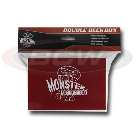MONSTER: Double Deck Box - Red