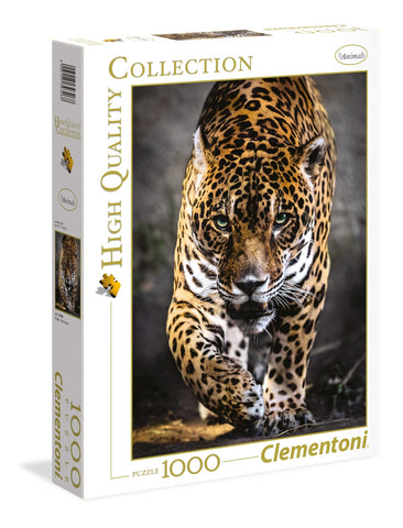 Clementoni: Walk of the Jaguar - 1000pc Puzzle