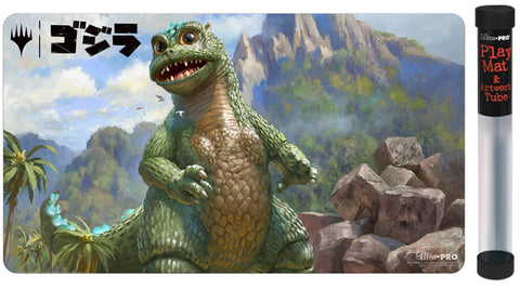 Ultra Pro: Magic The Gathering Playmat - Babygodzilla, Ruin Reborn