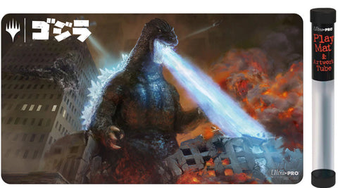 Ultra Pro: Magic The Gathering Playmat - Godzilla, King of the Monsters