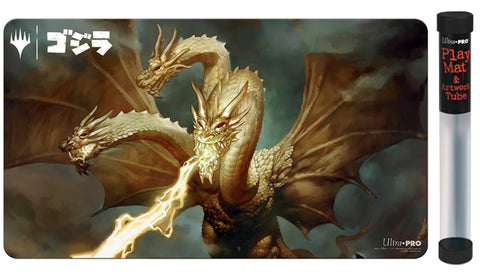 Ultra Pro: Magic The Gathering Playmat - Gidorah, King of the Cosmos
