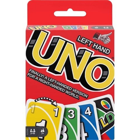 Uno: Left Handed - Card Game