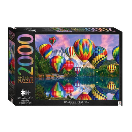 Mindbogglers: Deluxe Collection Balloon Festival (2000pc)