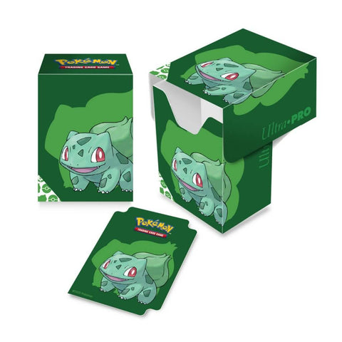 Ultra Pro: Deck Box Pokemon - Bulbasaur