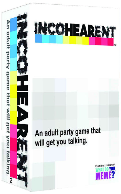 Incohearent - Adult Party Game
