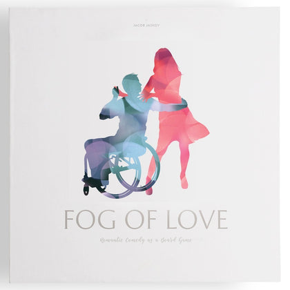 Fog of Love: Alternate Cover - Diversity Edition