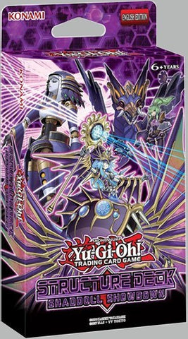 Yu-Gi-Oh TCG Structure Deck: Shaddoll Showdown (Unlimited)
