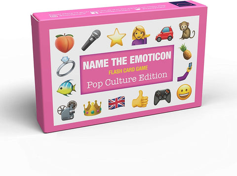 Bubblegum: Name the Emoji - Pop Culture