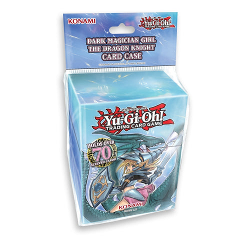 Yu-Gi-Oh! Dark Magician Girl the Dragon Knight Card Case