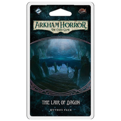 Arkham Horror: The Lair of Dagon - Mythos Pack